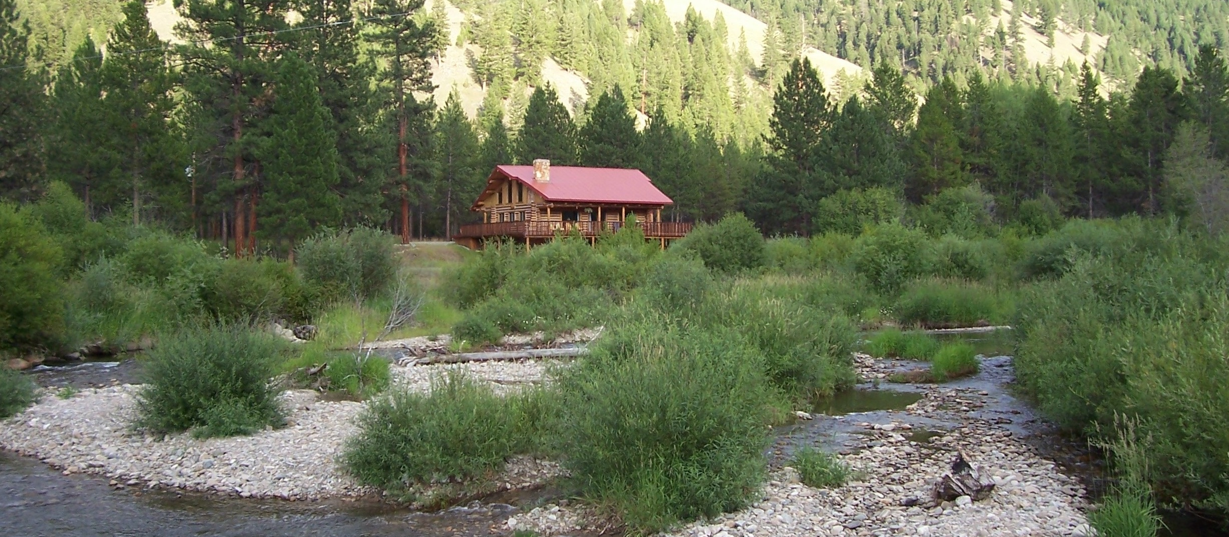 at for accommodations in chico cabins hot montana springs rent